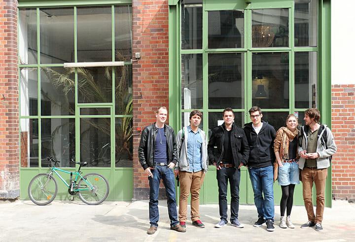 Figo Gmbh exkursion in die berliner startup szene intermedia design