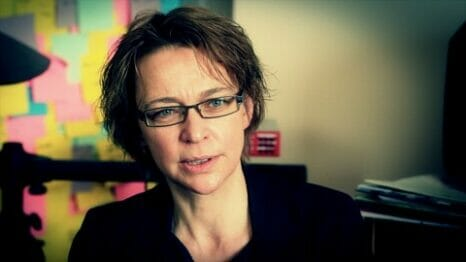 Linda Breitlauch - Quelle: Golem.de http://video.golem.de/games/10714/linda-breitlauch-ueber-serious-games-quo-vadis-2013.html